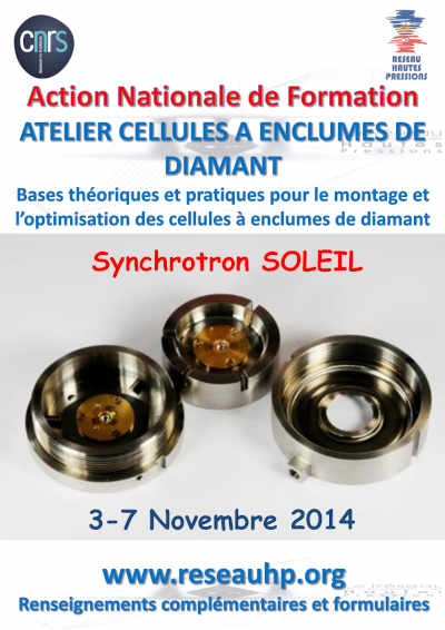 Affiche Formation CED 2014