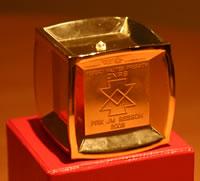 Trophée prix Besson