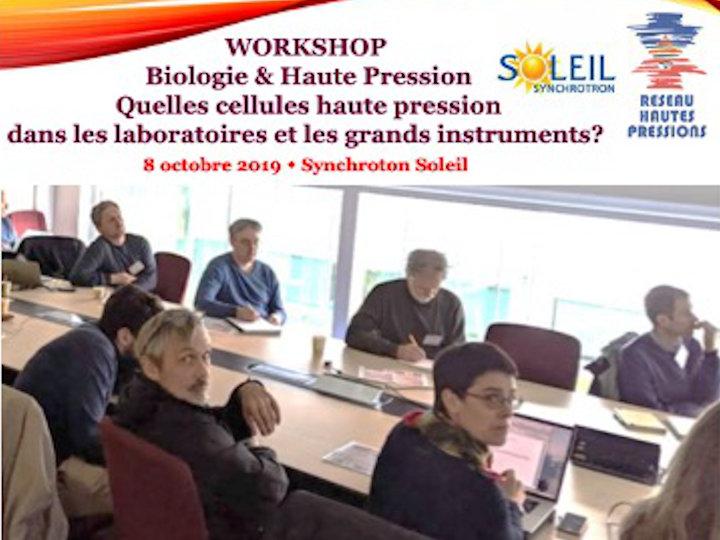 Atelier bio SOLEIL 2019
