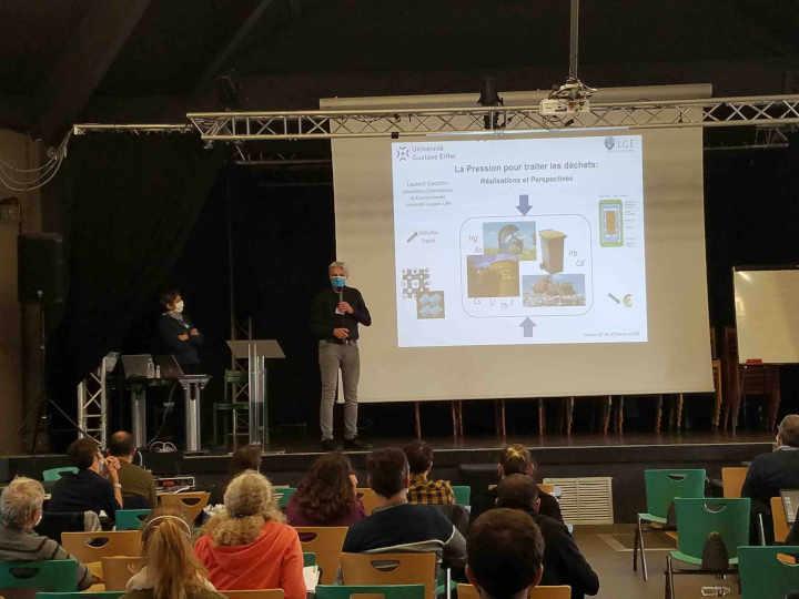 Forum HP 2020 présentations