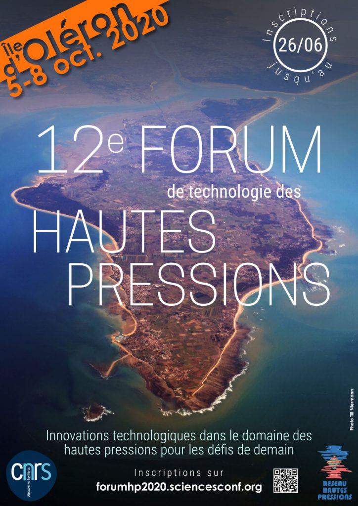 Flyer 12e Forum HP 2020