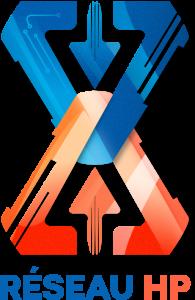 Logo réseau HP